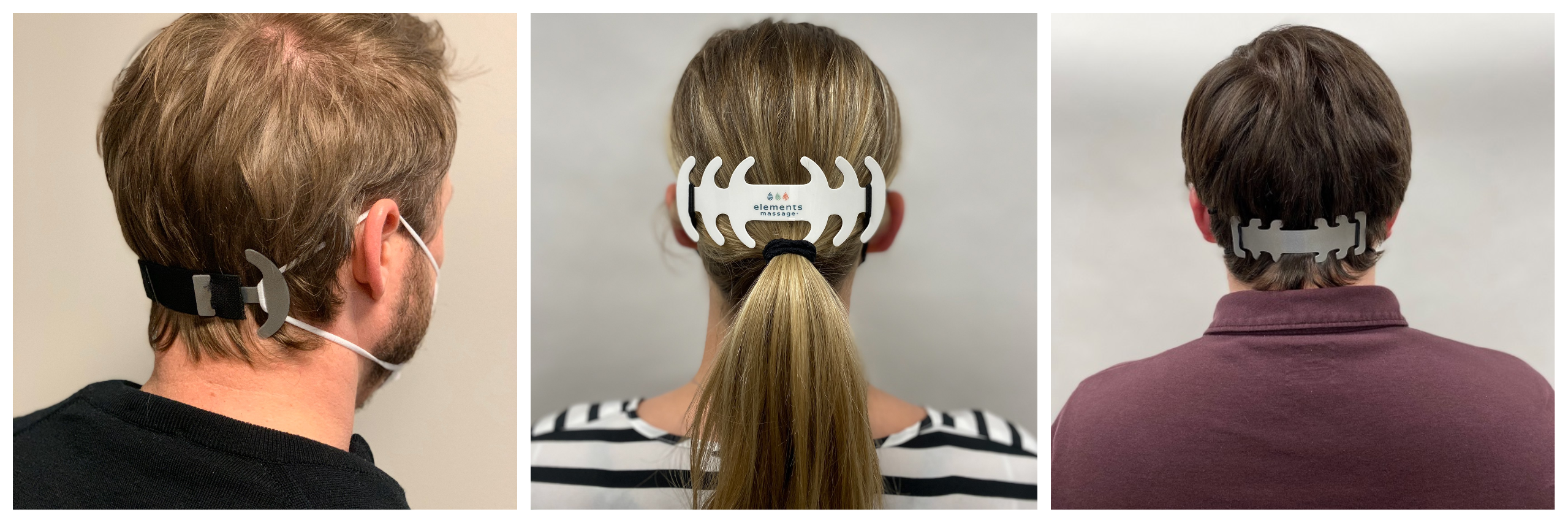 Ear guards - Comfort Band, Ear Saver, & Ear Relief