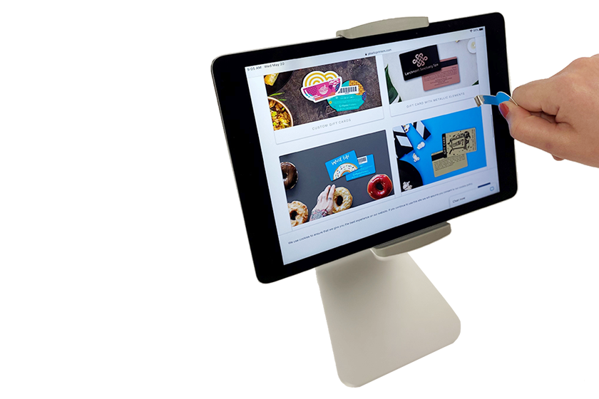 Touch Sticks are perfect for touchscreen payment systems