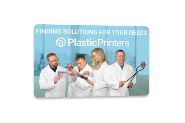 Plastic Printers is here for your school marketing needs