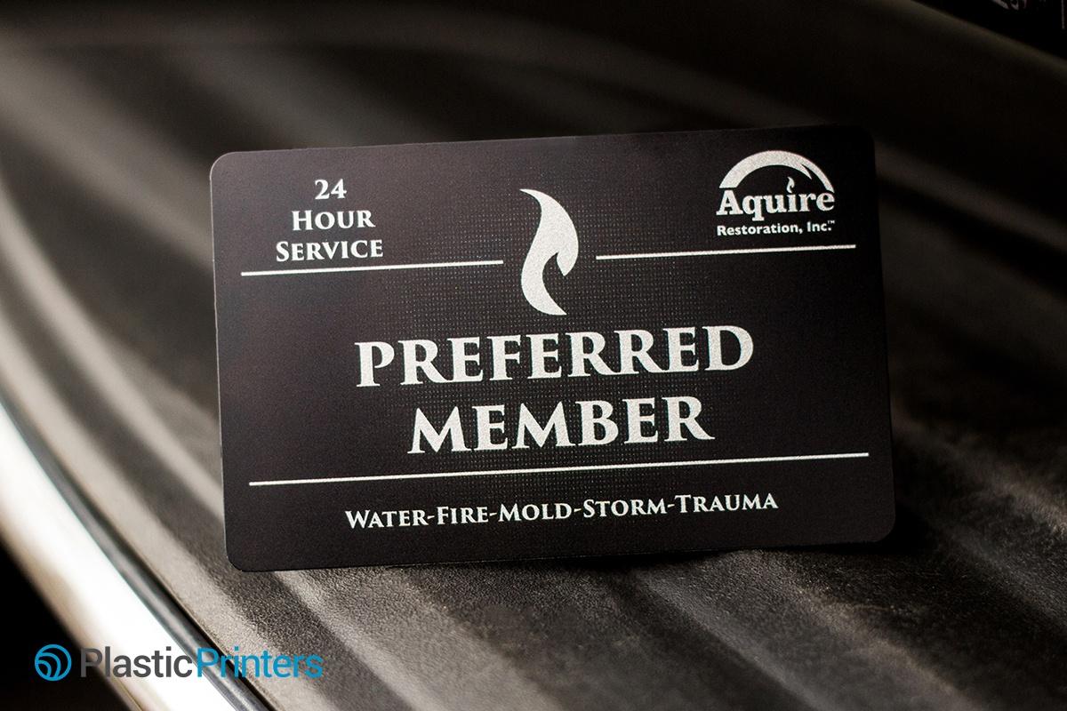 Preferred Member Card