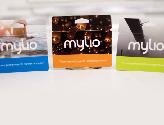 Example of combo membership cards for Mylio