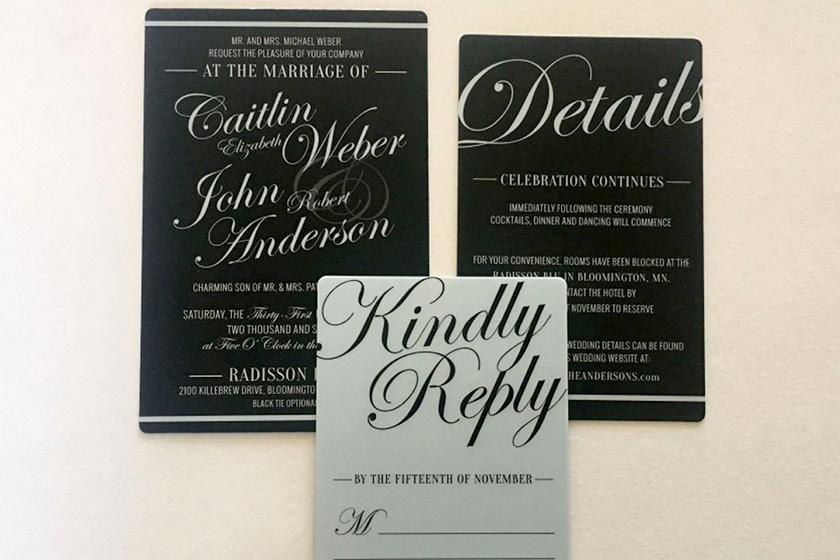 Weber-Anderson Wedding