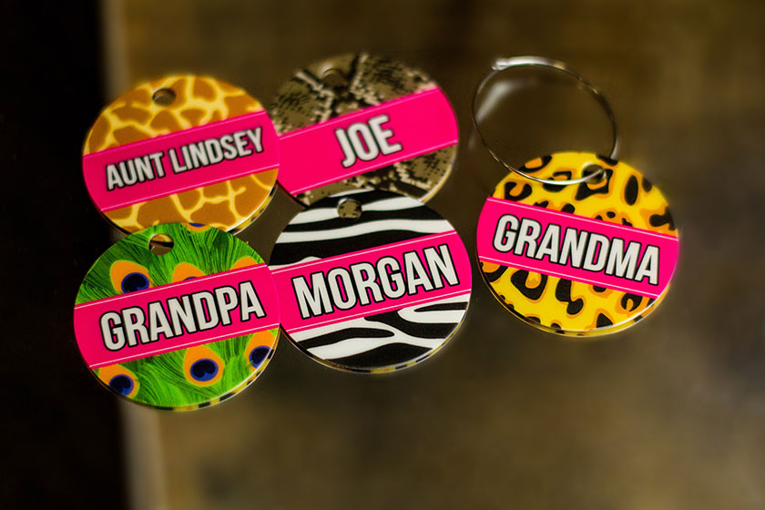 Party Favors Charms