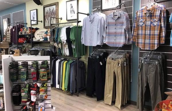 Men's Clothing Boutique