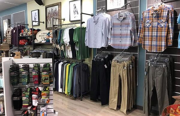 Men's Clothing Boutique