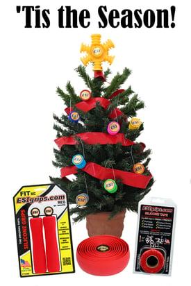 Tis' the Season Bike Tree