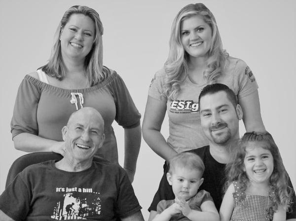 ESI Family Photo