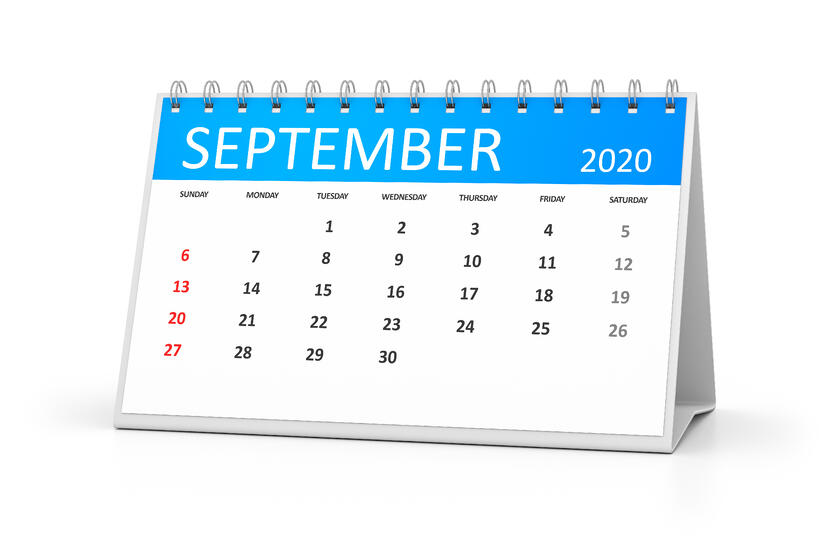Consider starting your holiday marketing in September