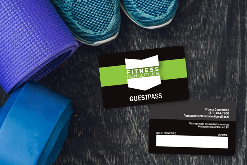Fitness Connection Guest Passes