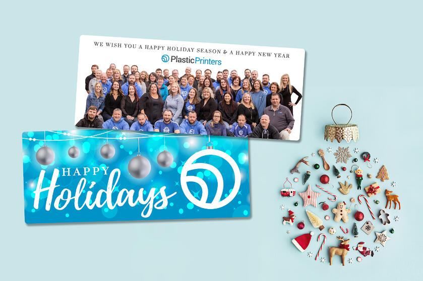 Holiday cards can inspire customers to return