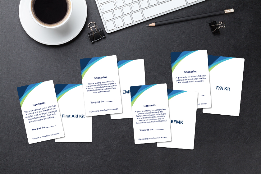 Flashcards for Training Tools