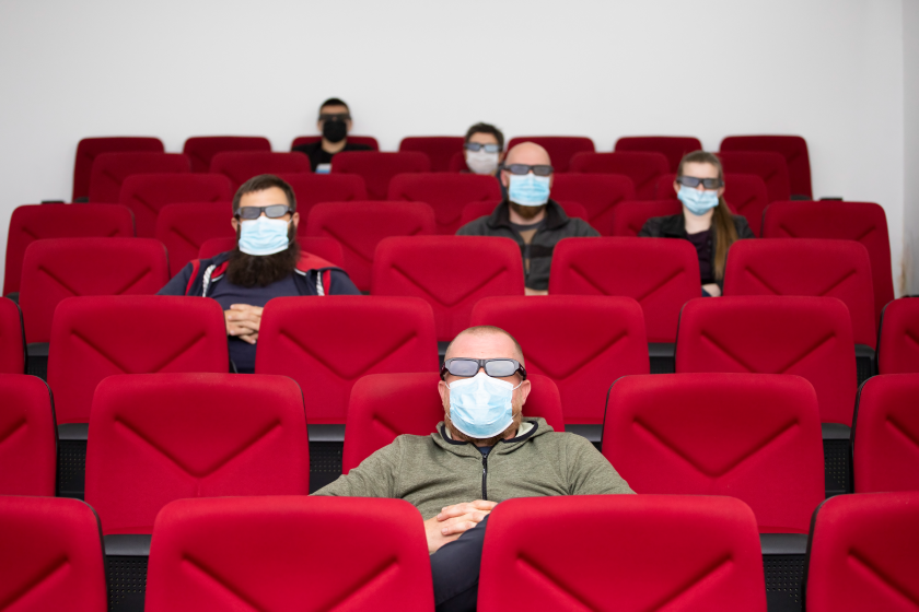 Minnesota movie theaters are open at a reduced capacity