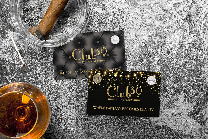 VIP Card for Exclusive Hotel Rewards Programs