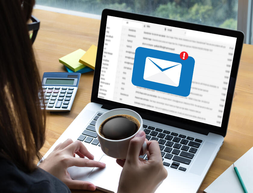 Email marketing can help you communicate with customers
