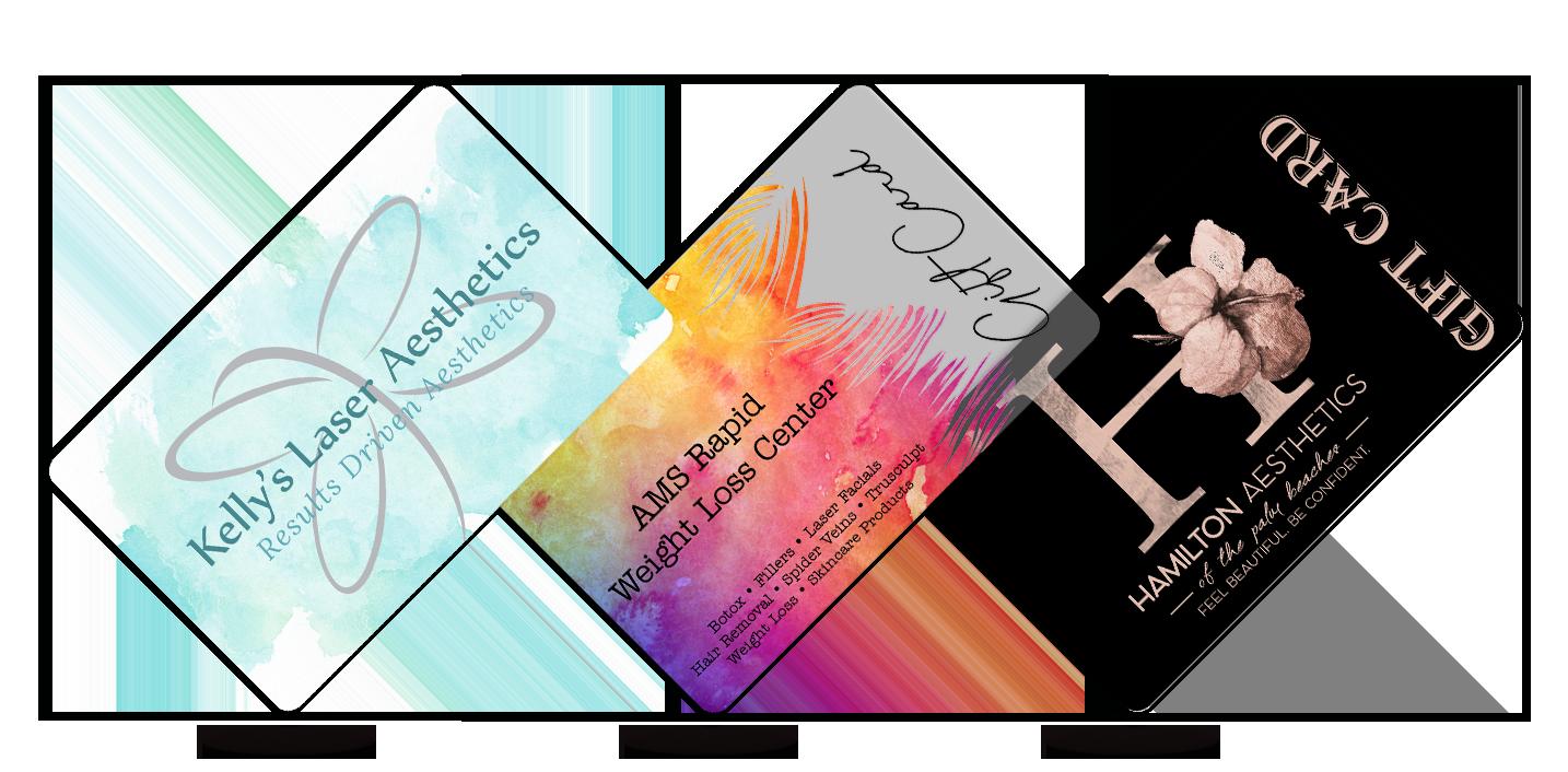 Esthetician Gift Cards