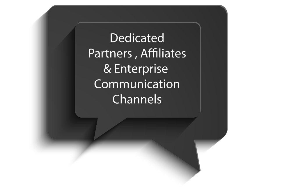 Dedicated Staff, Support, and Communication Channels