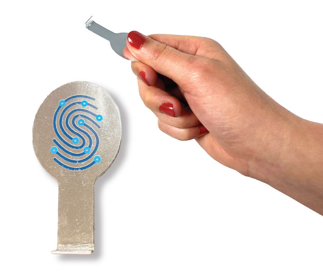Sure-Touch Sticks for safe, contactless payment