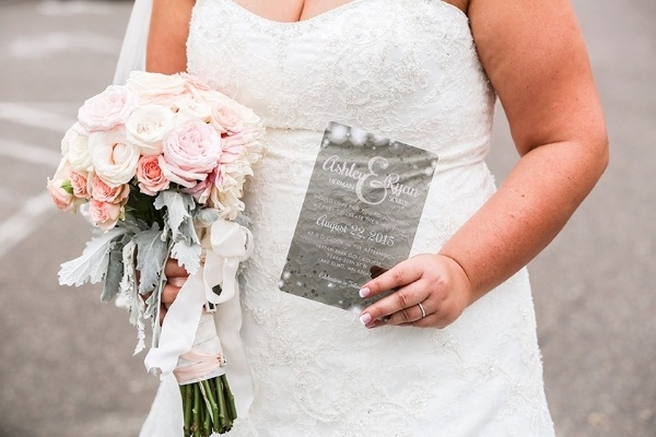Plastic Wedding Invitations: Wedding Packages: Ashley And Ryan Share Their Experience