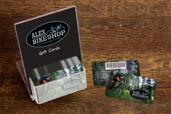 bicycle shop gift cards