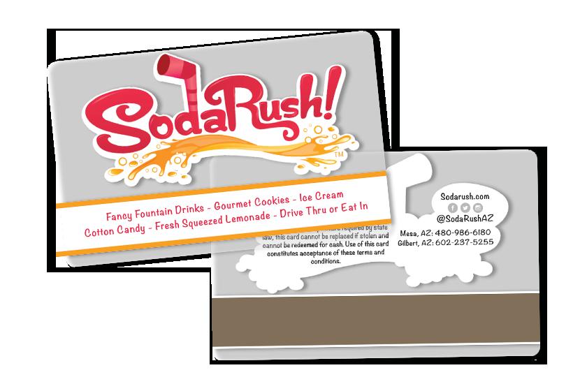Custom Gift Cards By Plastic Printers Inc