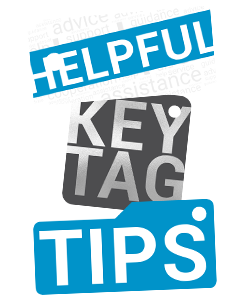 Custom key tags printing, we are your keytag printer
