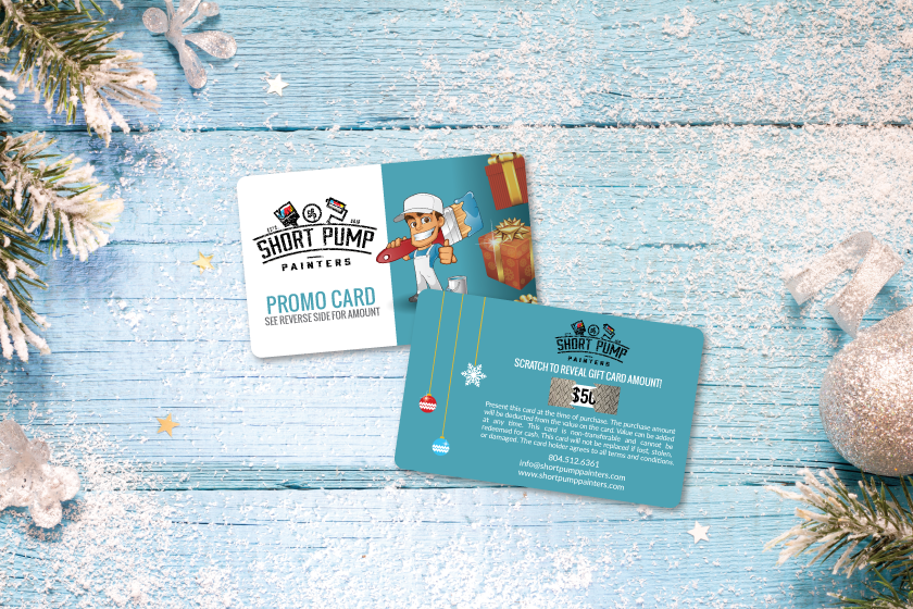 How to Utilize Promo Cards During the Holiday Season