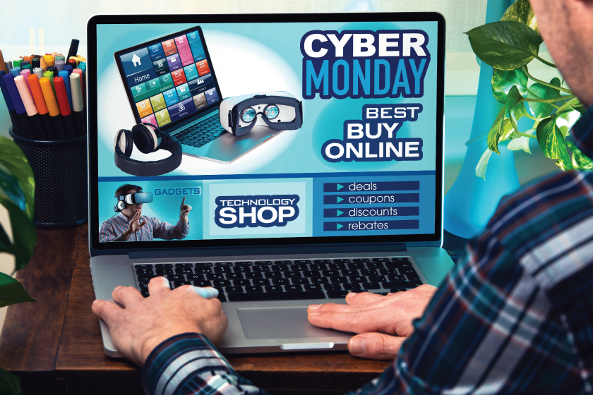 Offer your best prices on Cyber Monday