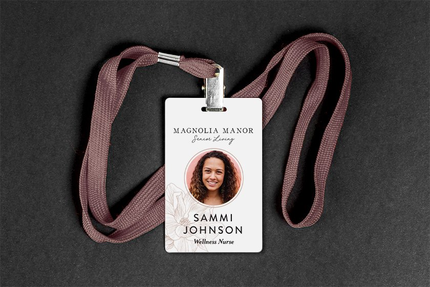 15 Inspirational ID Badge Designs