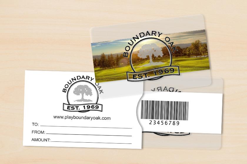 Gift-Card-Custom-Sleeve-Boundry-Oak-Golf-Course-HS103209-Light-Wood-Background