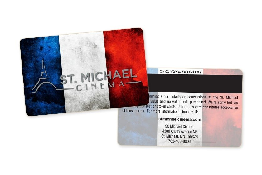 St. Michael Cinema Loyalty Programs
