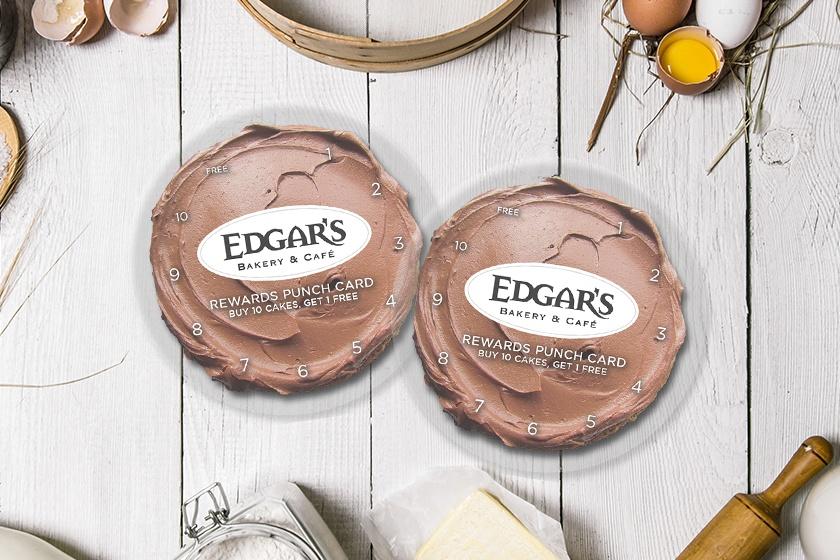 Bakery Loyalty Programs for Edgars Bakery