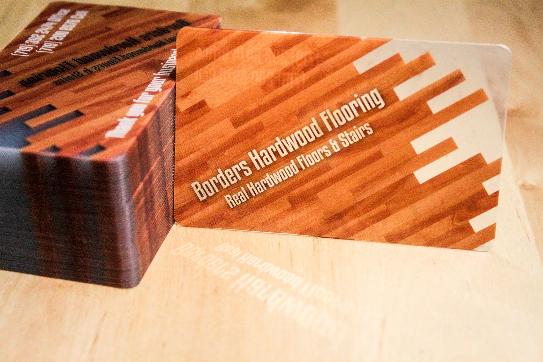 Hardwood flooring business cards borders hardwood flooring business cards colourmoves