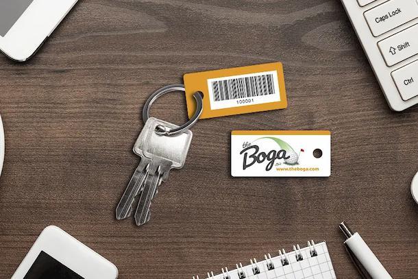 Custom keytags for a membership program