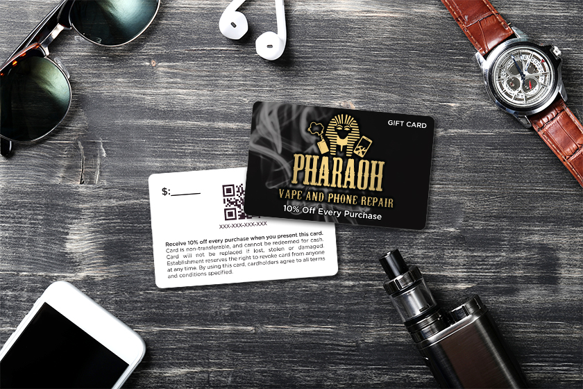 Custom Discount Cards with POS Compatability