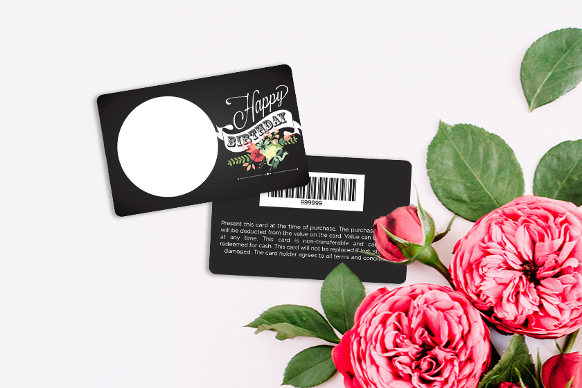 Introducing Writable Gift Cards