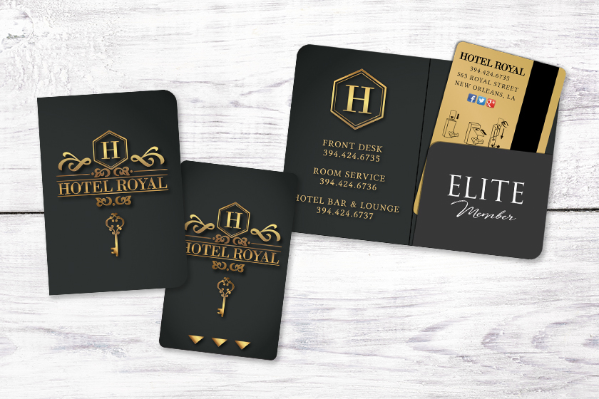Personalized Cards for your Key Card System