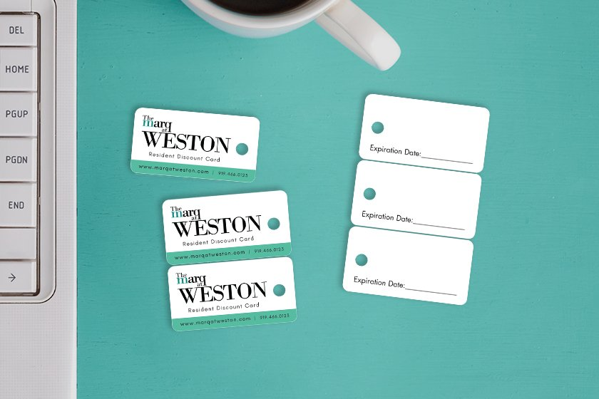 Discount Key Tags for your Apartment