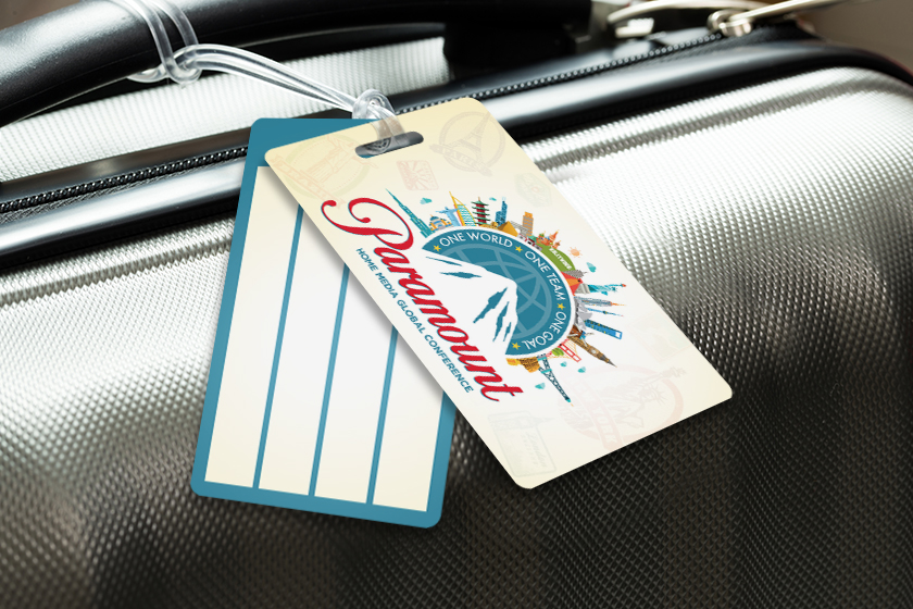 Promote Your Brand on the Go with Luggage Tags