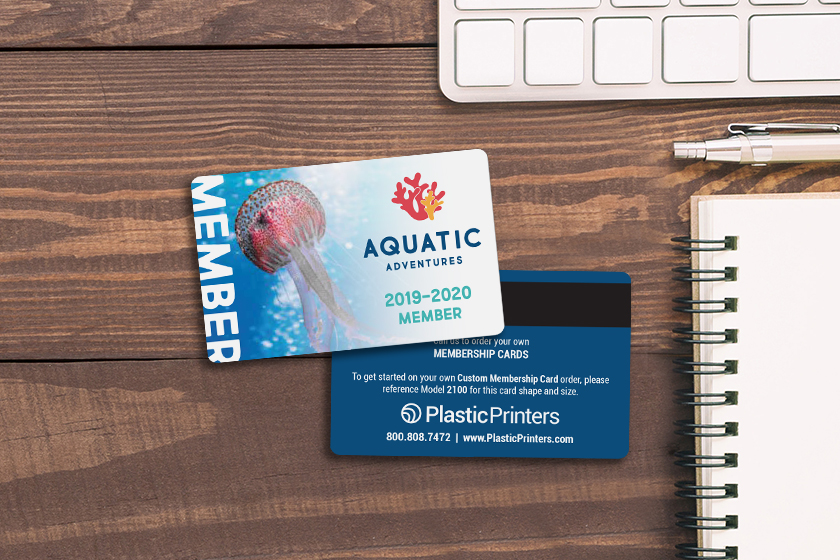 10 Inspirational Membership Card Designs