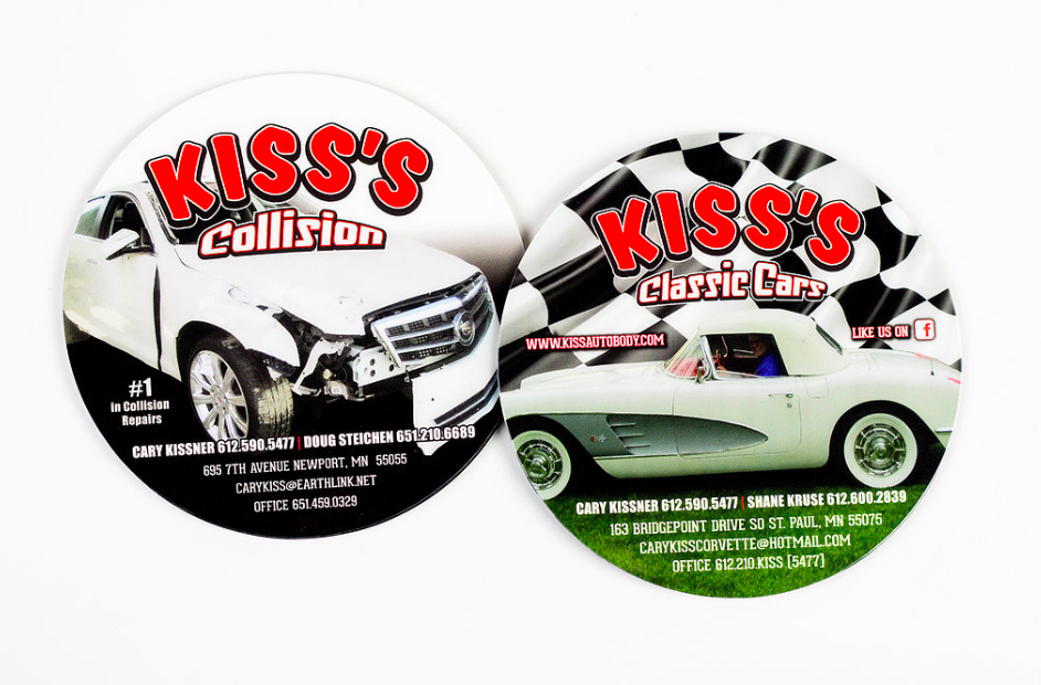Custom Coaster Examples to Inspire Your Local Marketing Campaign