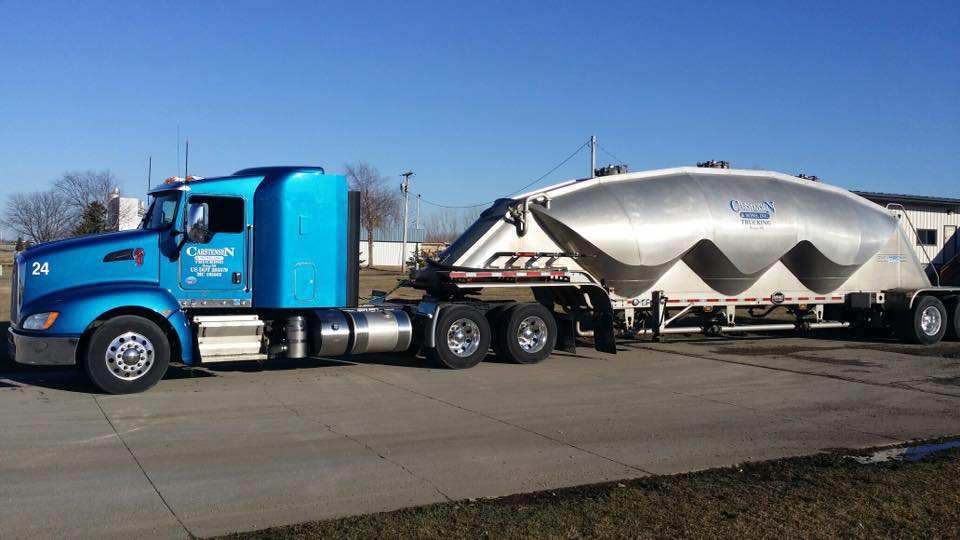 20 Days of Giveaways - Day 13: Carstensen & Sons Trucking