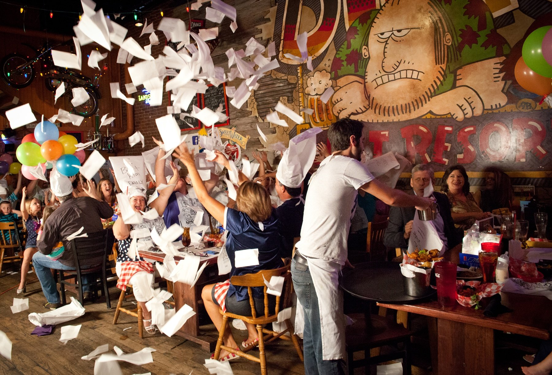 20 Days of Giveaways - Day 14: Dick's Last Resort