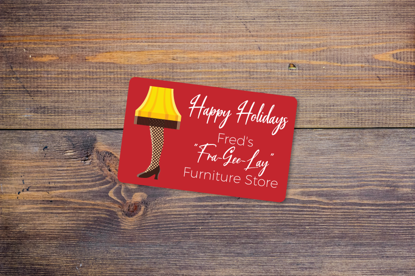 Boost your holiday marketing with custom gift cards