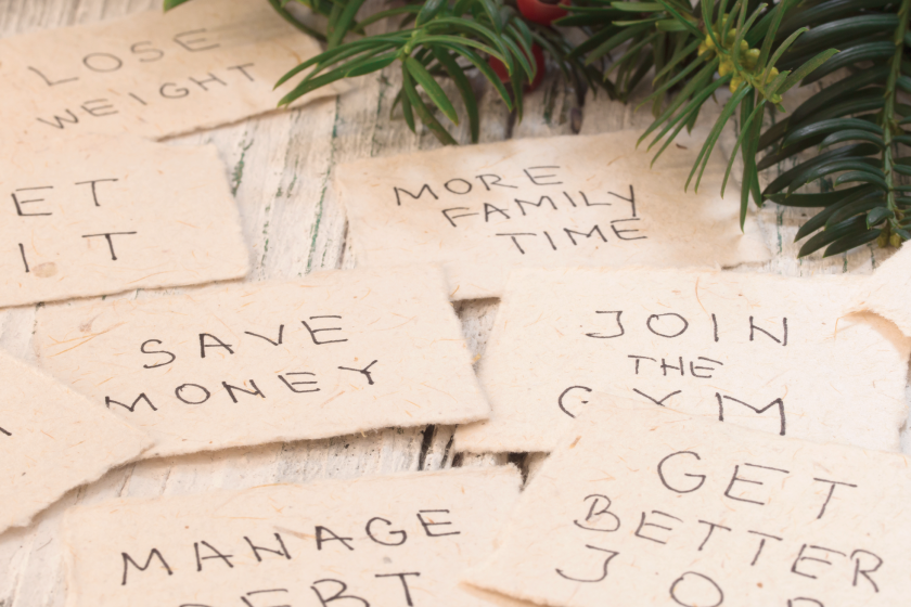 New Year's resolutions can help boost your business