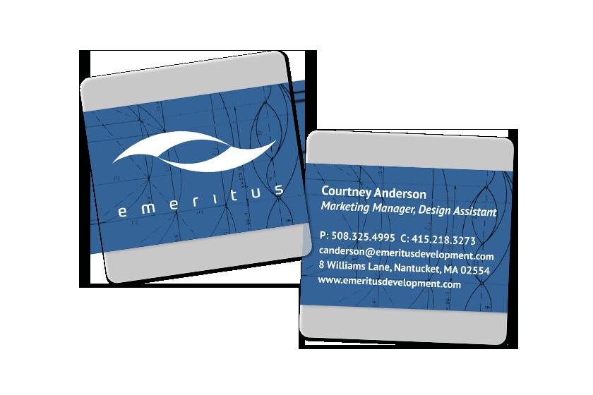 Premium Square Business Cards for Designers