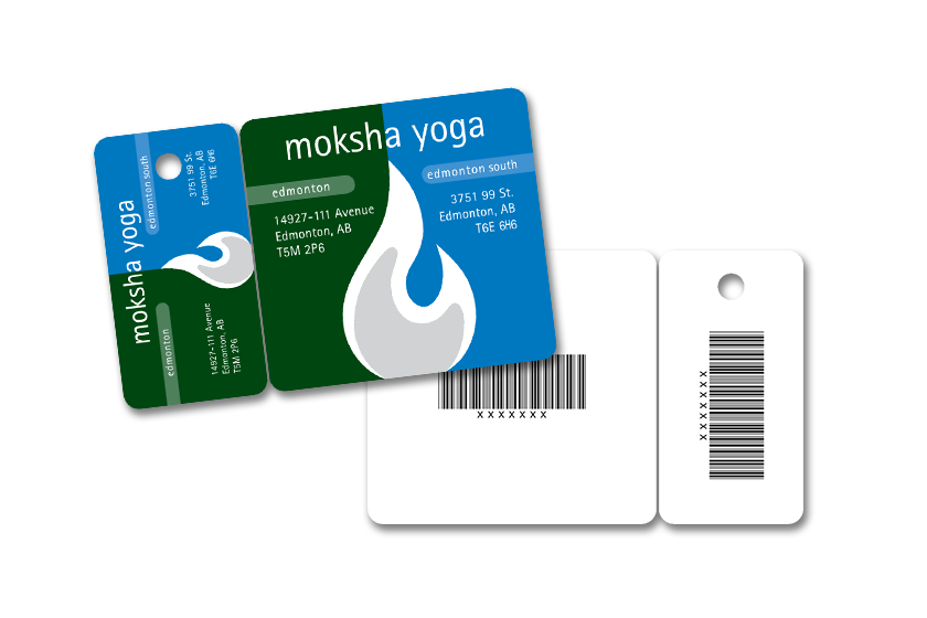Combo Cards for your Yoga Membership