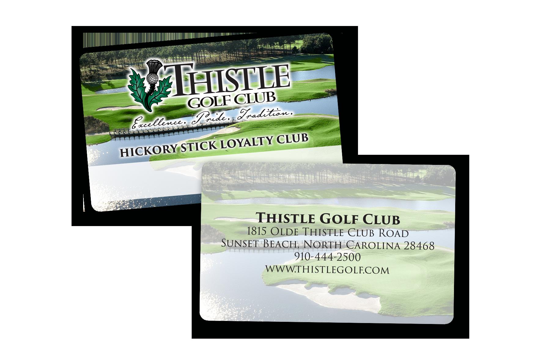Golf Course Loyalty Programs