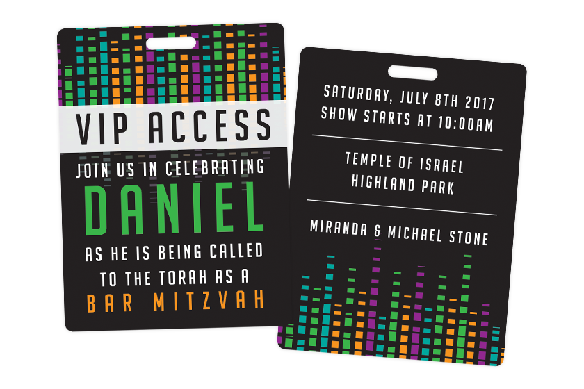 VIP Passes and VIP Cards | Plastic Printers, Inc
