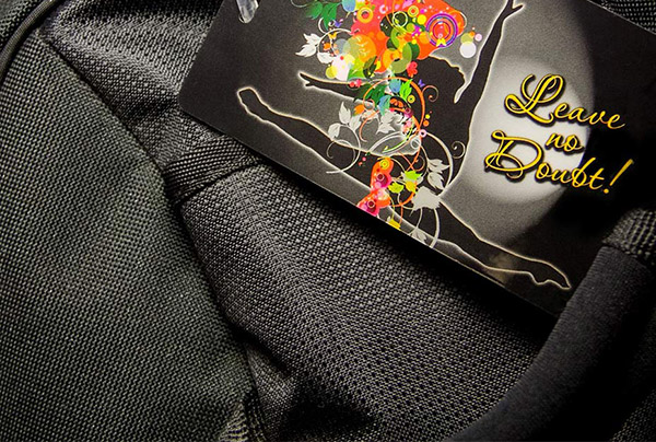 Example of of Custom Plastic Equipment Label by PlasticPrinters.com