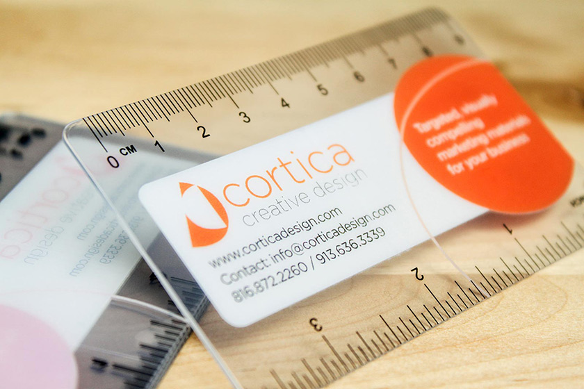 Ruler business cards colourmoves